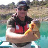 Pescar carpas a lance ligero o spinning