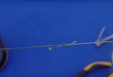 Vídeo de pesca: Unión de trenzado con nylon para surfcasting