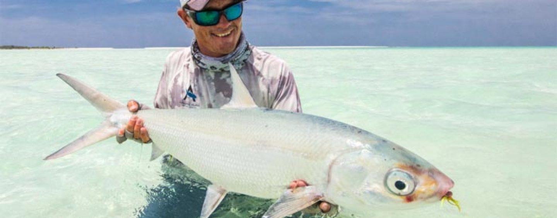 Destinos de pesca: Isla Alphonse, el paraíso de pesca en las Seychelles