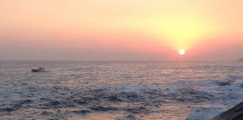 Un recordatorio para todos los pescadores: seguridad ante todo