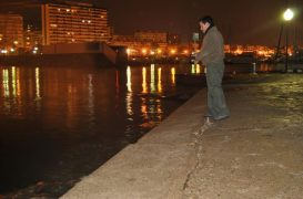 Llega el frío, momento para los sargos a rockfishing
