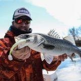 Qué hay que tener en cuenta para pescar luciopercas en invierno