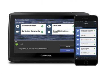 ActiveCaptain, la aplicación de Garmin para gestionar toda tu experiencia de pesca embarcada