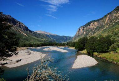 Destinos de pesca: Pesca a mosca de truchas en el río Paloma (Chile)
