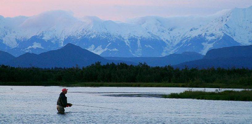 Destinos de pesca: Río Tsiu (Alaska), un rincón difícil de superar para la pesca del salmón coho y la trucha steelhead