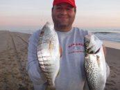Vídeo de pesca: Cebos y aparejos para la pesca surfcasting en invierno