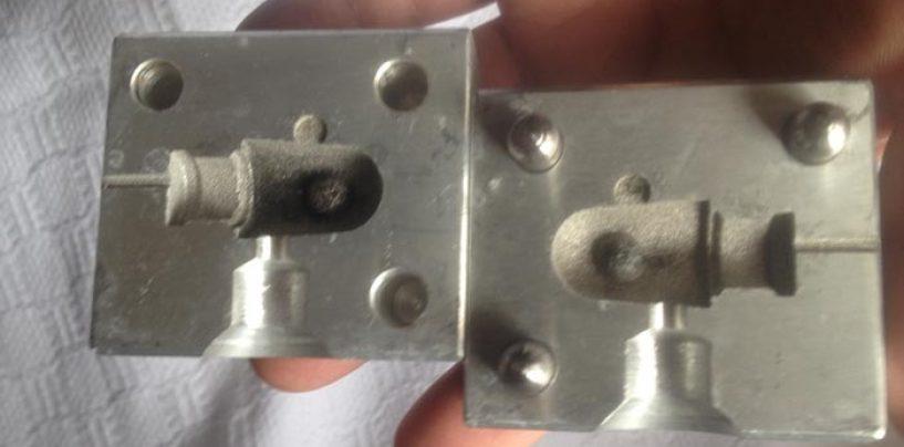 Moldes de aluminio para cabezas plomadas: un lujo al alcance de unos pocos privilegiados