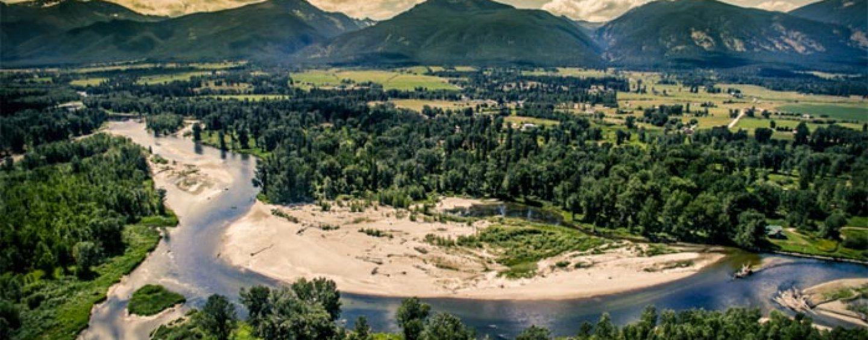La pesca de la trucha en Montana (IV): el río Bitterroot