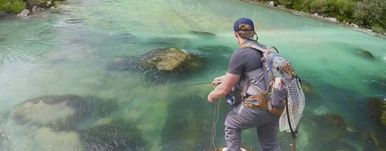 Destino de pesca: Pesca a mosca en Eslovenia (I), una introducción