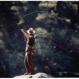 """La pesca con mosca en """"El río de la vida"""""""