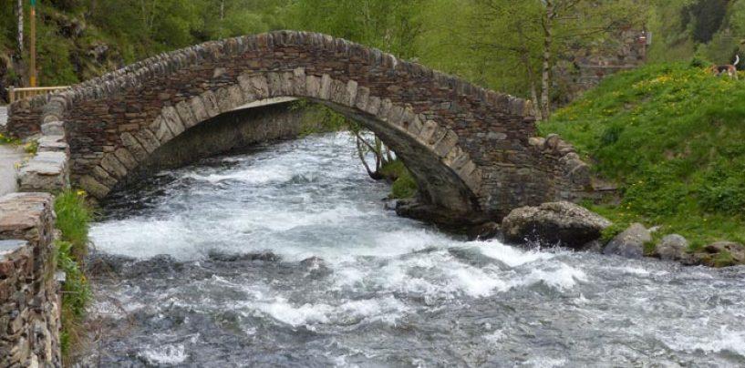 Cómo actuar en los ríos altos de primavera