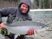 Destinos de pesca: Rio Skeena, el paraíso canadiense del salmón y de las truchas Steelheads (I)