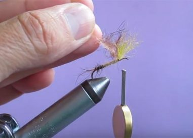 Vídeo de pesca: Montando una mosca de mayo