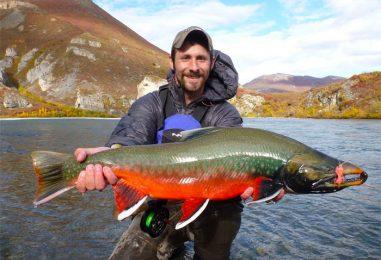 Destinos de pesca: La pesca en la isla Kodiak (I)