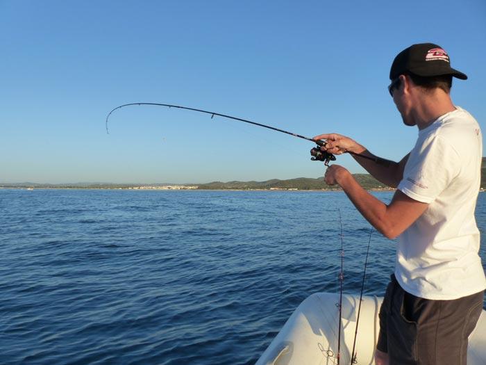 pesca de jurelas