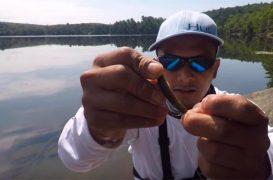 Vídeo de pesca: Montaje Carolina en verano