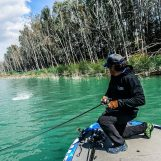 A por los black bass embarcados con sonda: Claves para conseguir los mejores resultados