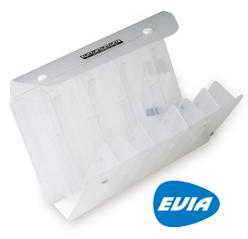 Caja de Evia para guardar jibioneras