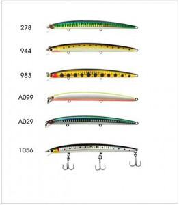 Señuelo Nalu 130 (cualquier color) WESTLAB