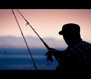 Pesca a spinning de la lubina