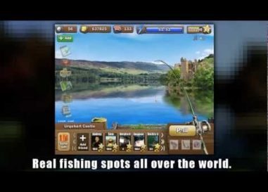 Juegos de pesca: Go Fishing, entretenimiento en Facebook