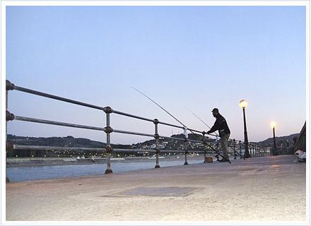 Pesca de la raya
