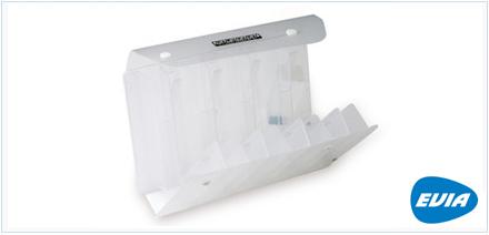 Cajas de plástico jibionera Evia