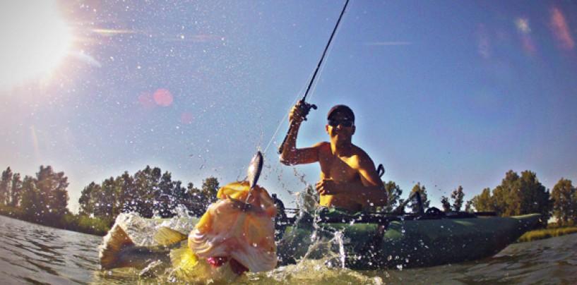 La pesca del Black Bass en primavera