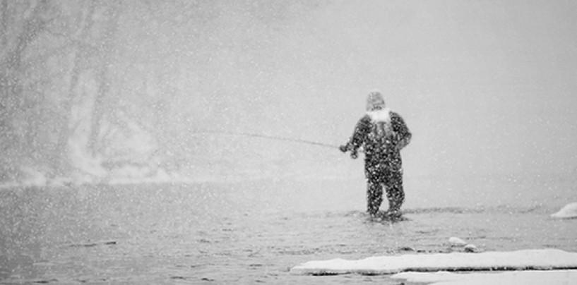 ¿Preparado para soportar frías jornadas de pesca?