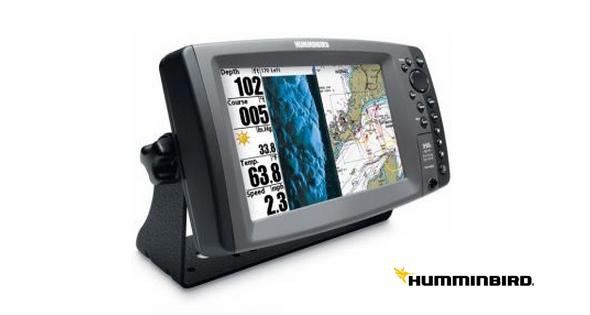 Sonda / GPS / Plotter Humminbird 998CX SI Combo