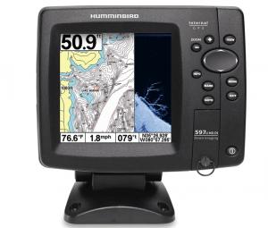 Humminbird serie 500 - Sonda/plotter/GPS Humminbird 597 Cxi HD DI