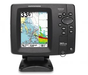Humminbird serie 500 - Sonda/GPS/Plotter Humminbird 587Ci HD