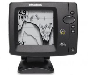 Humminbird seri 500 - Sonda LCD  Humminbird 561X