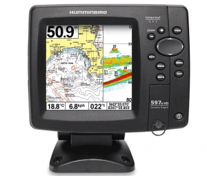 Humminbird serie 500 - Sonda/plotter/GPS Humminbird 597 Cxi XD