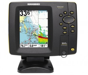 Humminbird serie 500 - Sonda/plotter/GPS Humminbird 597 Cxi HD
