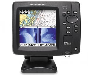 Humminbird serie 500 - Sonda/GPS/Plotter Humminbird 598Cxi HD SI