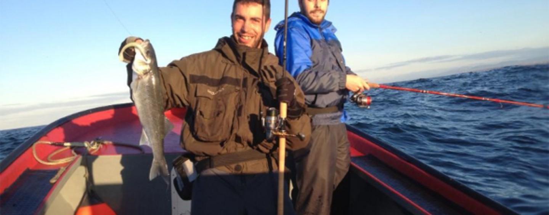 4 consejos para pescar lubinas a spinning desde embarcación
