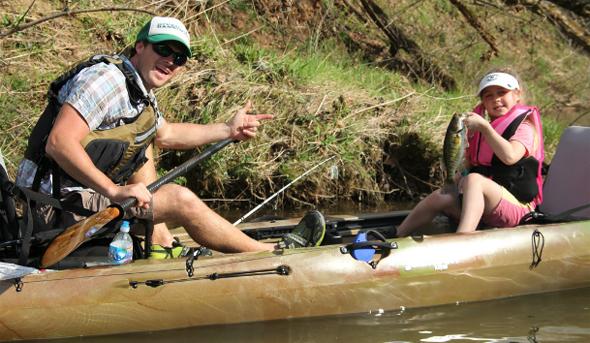Kayak de pesca Jackson Big Tuna