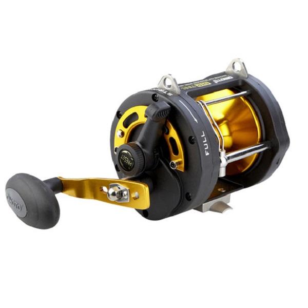 Pesca currican Carrete GTR I LD de Omoto