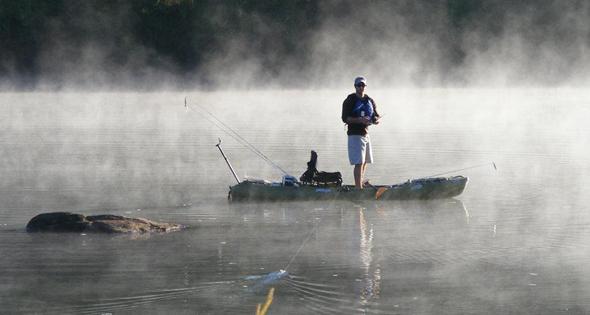 Kayak de pesca Jackson
