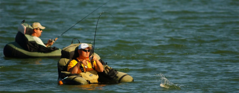 ¡Apúntate a la pesca con pato de pesca en tu embalse favorito!