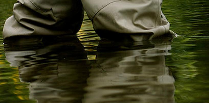 Vadeador de pesca Seland H7B: en el buen camino