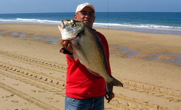 José Carlos Rojas ha sido el ganador de nuestro concurso de fotos de pesca en Facebook.