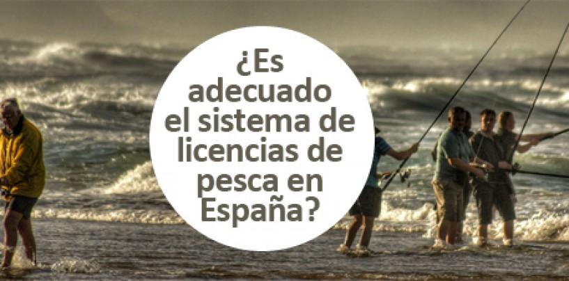 Debate: ¿es práctica la normativa sobre licencias de pesca en España?
