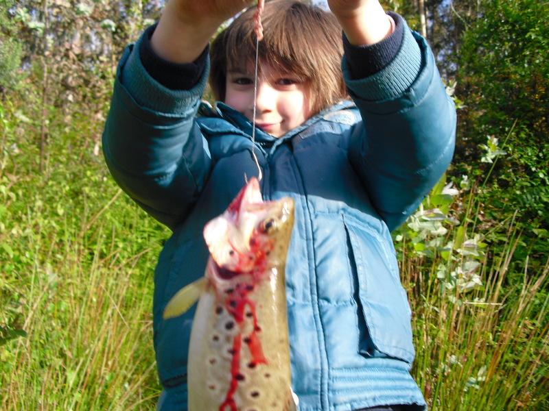 luis cornide, ganador del concurso de fotos de pesca en facebook