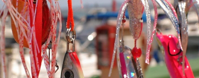 Señuelo jigging de Fishing CYL
