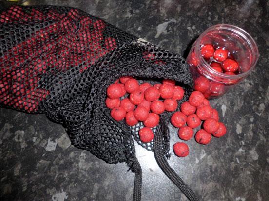 boilies fresa