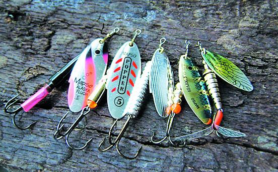 Resultado de imagen para pesca de cucharilla