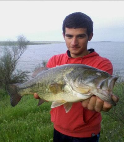 pesca del blackbass