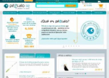 La tienda de pesca online PeZcalo.es se vende ¿Te interesa?